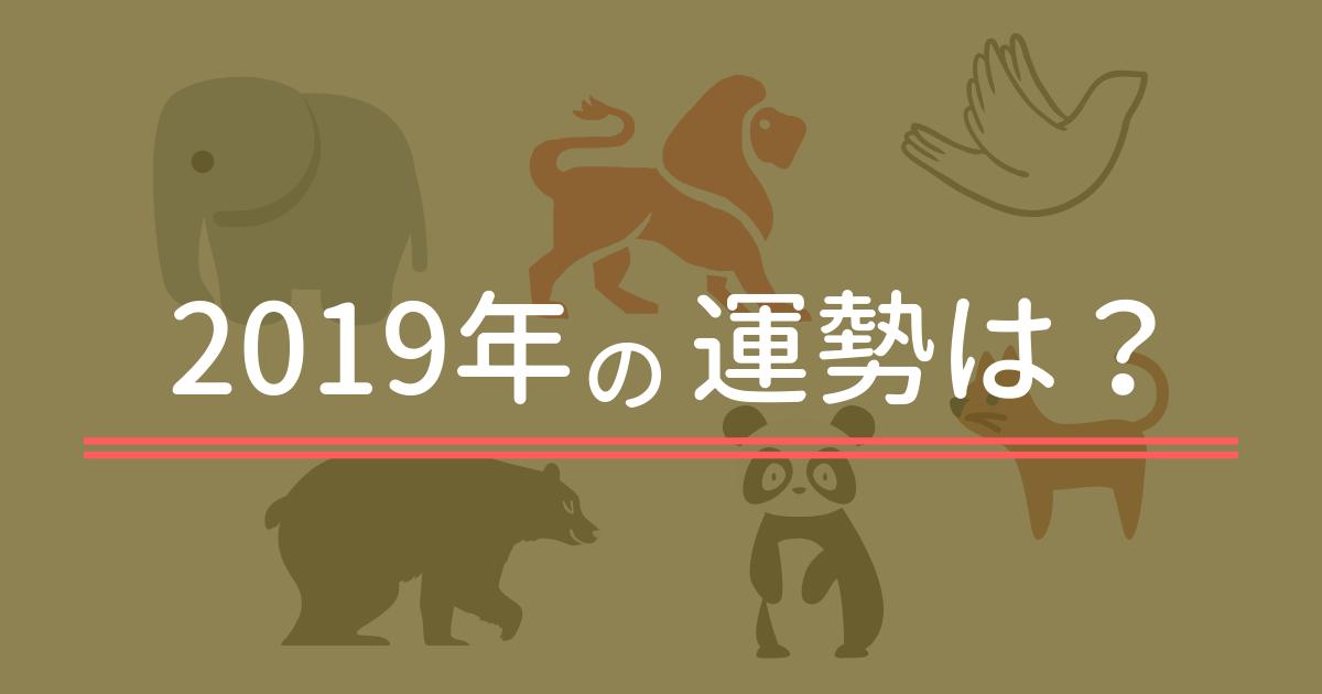 2021年の運勢を動物アニマル占い